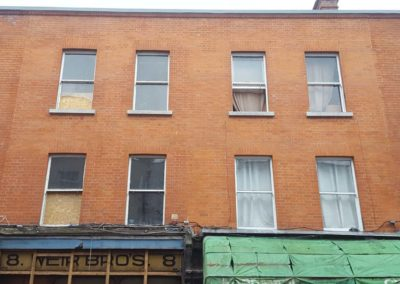 Full restoration works Mary St. Dublin city centre