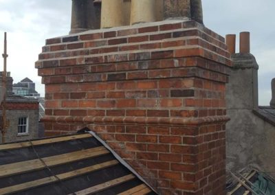 Specialists in repair and testoration to chimney stacks_3