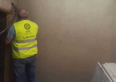 Lime Render & Lath and Lime Plaster